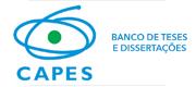 CAPES - Banco de Teses e Dissertações